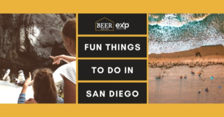 Fun Things to Do in San Diego [2021 Guide]