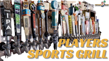 All Around The 56: Players Sports Grill