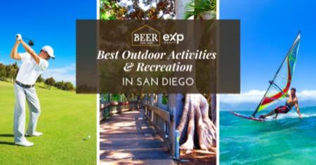 Best San Diego, CA Outdoor Activities - 2021 Recreation Guide