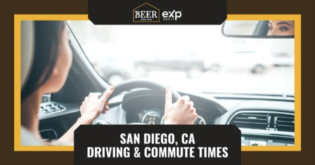 San Diego Driving & Commute Times