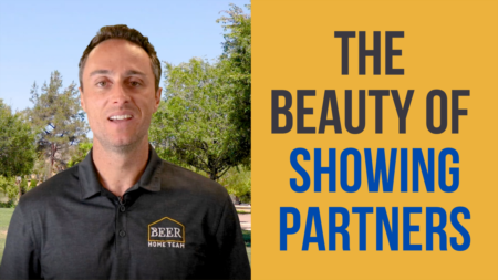 Showing Partners: The Key Advantage For Buyers