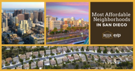 San Diego's 8 Most Affordable Neighborhoods