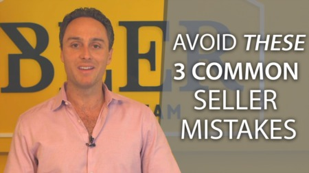 Break the Mold: Don't Repeat These Top 3 Seller Mistakes