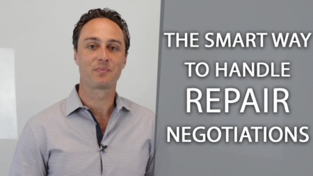 What Role Should Home Inspection Repairs Play in a Transaction?