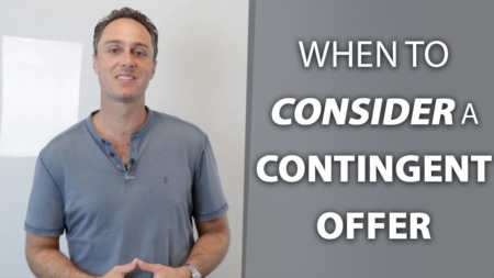 A Word on Contingent Offers