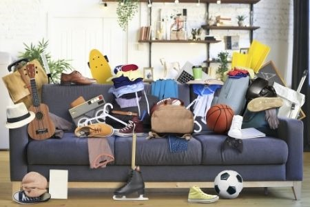 Clutter in Your Home