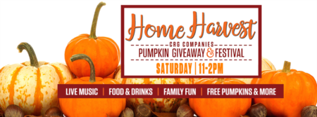 CRG Companies Home Harvest Fall Festival