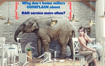 Reasons home sellers don't, but should, complain about bad Realtors