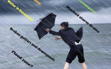 6 Reasons Why Rain Is Your Friend When Buying a Home
