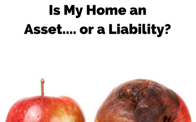 Your home might be less of an asset than you're led to believe