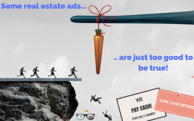 Beware Of These 5 Common Real Estate Ads
