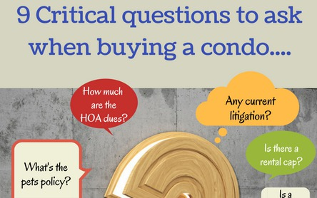 9 Critical Questions To Ask When Buying A Condo