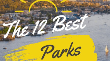 12 best parks in Seattle