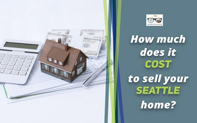 What are typical closing costs and expenses when selling a Seattle home
