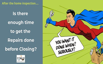 Negotiate home seller does repairs or a price drop?