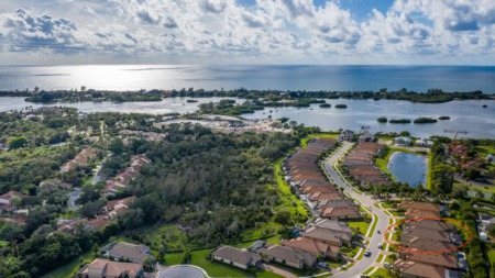 3972 WAYPOINT AVE, OSPREY, FL 34229: Walk to the Sarasota Bay Minutes!