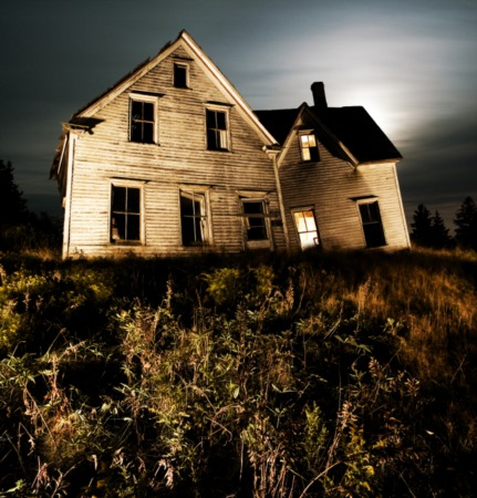 Is Your Home Haunted?