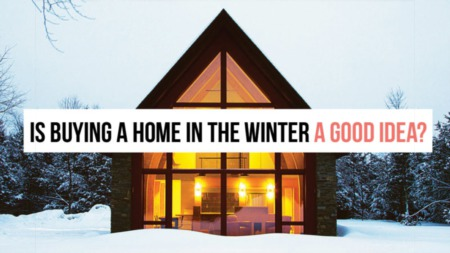 Benefits Of Buying A Home In The Winter
