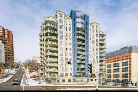 Real Estate Crush of the Week | # 902 9707 106 Street