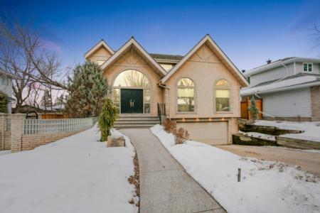 Real Estate Crush   Show-Stopper St. Albert Home