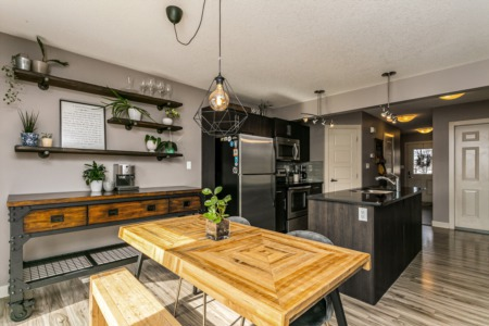 Real Estate Crush | Picturesque Half Duplex in Stony Plain