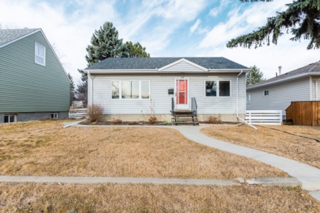 Real Estate Crush | Desirable Woodcroft Bungalow