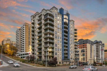 Real Estate Crush | Executive Downtown Condo with a View