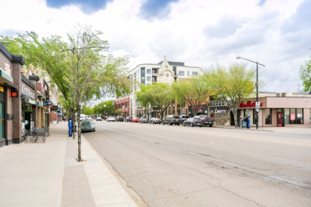 Get to Know Your City - Old Strathcona Edition