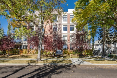 Real Estate Crush | Picturesque Parkallen Condo
