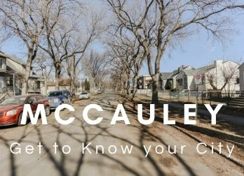 Get to Know your City - McCauley Edition