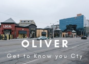 Get To Know Your City - Oliver Edition