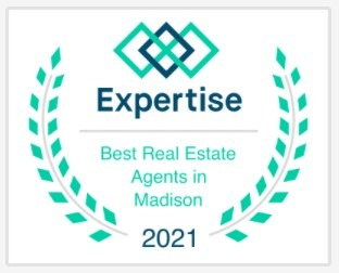 Recent Award for being Best Real Estate Agent in Madison WI