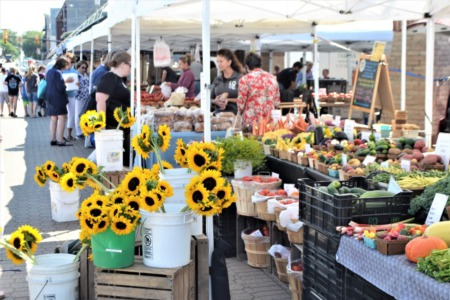What to Know About Shopping at the Dane County Farmers' Market This Year