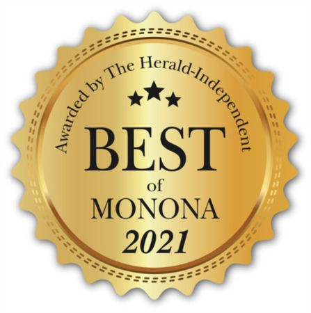 We Won The Best of Monona for 2021