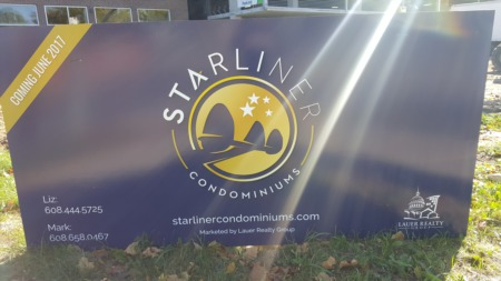 Starliner Condos in Downtown Madison