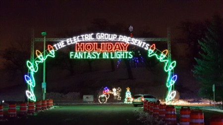 Best Holiday Lights in Madison