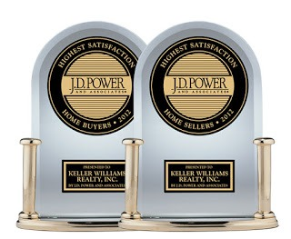 Keller Williams Received the Top Award from J.D. Power