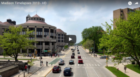Want to see Madison Wisconsin at a glance?