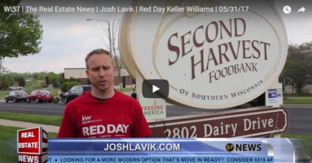 WI57 | The Real Estate News | Josh Lavik | Keller Williams | 5/31/2017