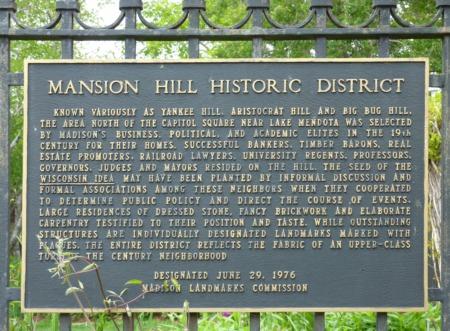 Neighborhood Spotlight: Mansion Hill