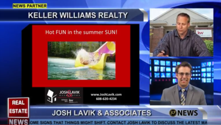 WI57 | The Real Estate News | Josh Lavik | Keller Williams |6/20/2018