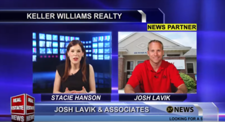 WI57 | The Real Estate News | Josh Lavik | Keller Williams |8/15/2018