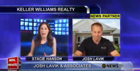 WI57 | The Real Estate News | Josh Lavik | Keller Williams |10/24/2018