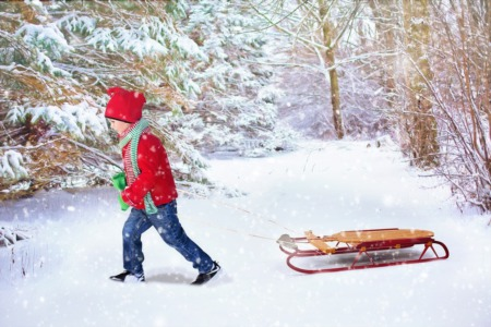 Places to go Sledding in Madison, WI