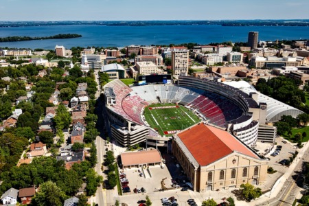 What to Know About College Football Weekends in Madison, WI