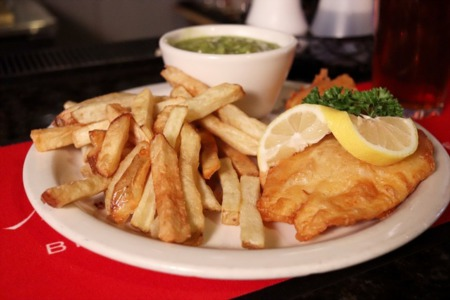 Where's Your Friday Fish Fry for Lent Found in Madison?