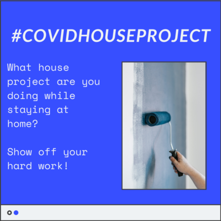 covid house project