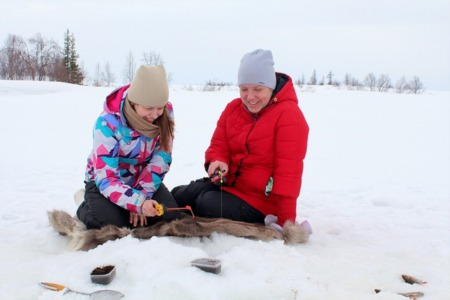 Where to Go Ice Fishing near Madison, WI?