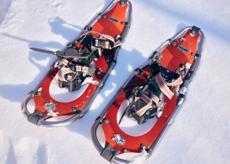 Where to go Snowshoeing in Madison, WI?