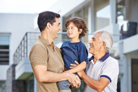 5 Generations of Home Buyers